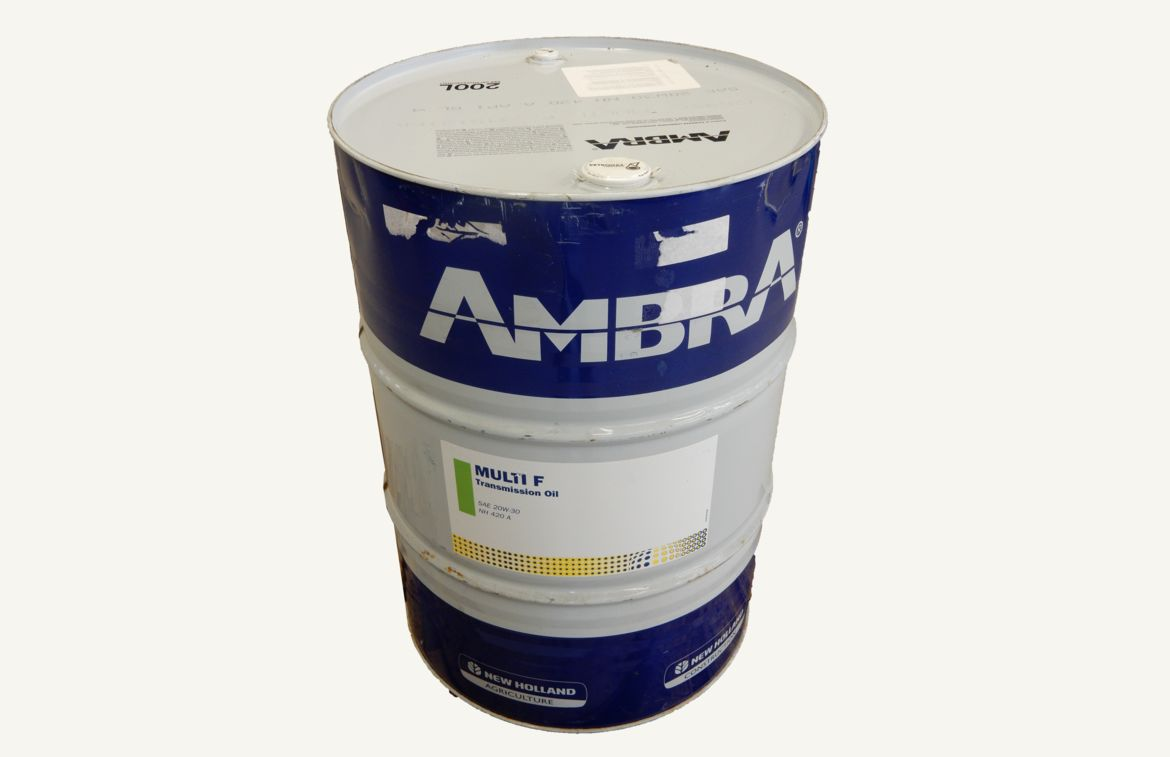 Transmission / hydraulic oil Ambra MultiF 20W30 (200 L)