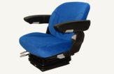 Air-cushioned seat