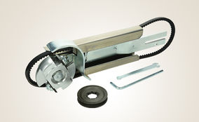 Fountain trough molding cutter