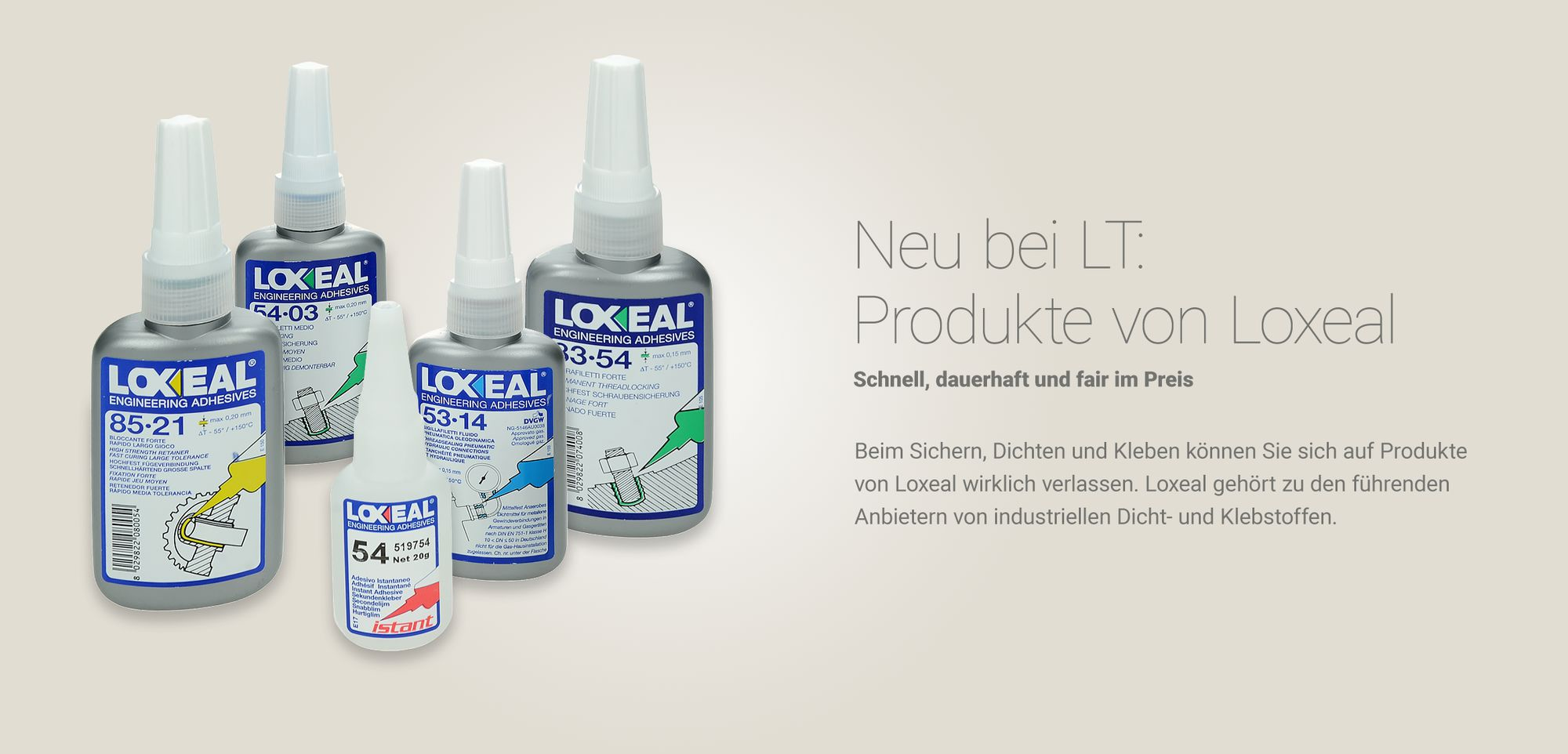 Loxeal bei LT!